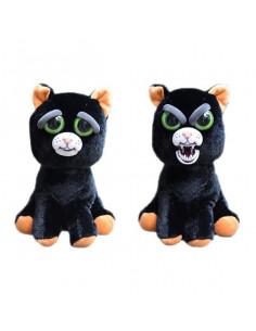 Jucarie plus Feisty Pets - Ia atitudine!, Pisica neagra
