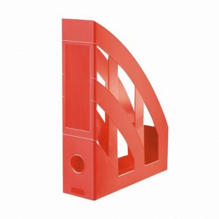 Suport Dosare Plastic A4 Clasic Rosu