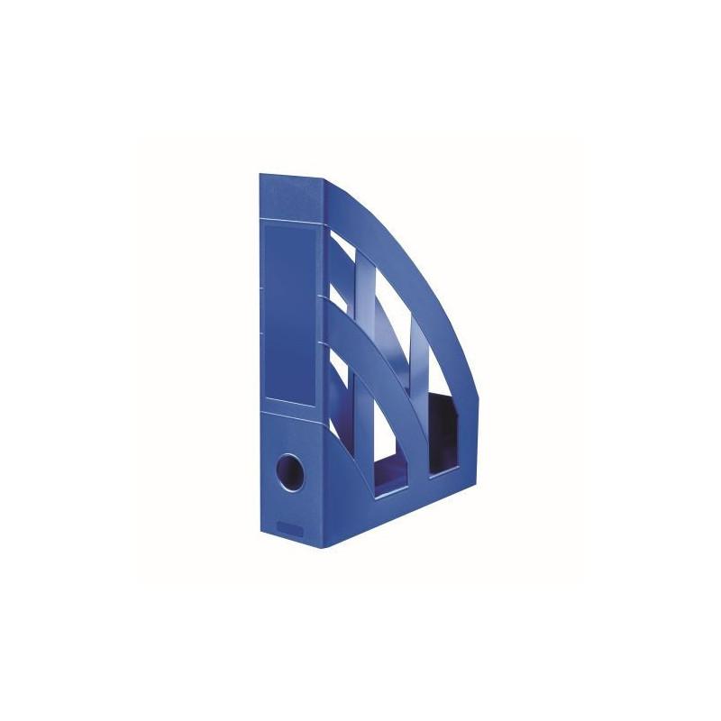 Suport Dosare Plastic A4 Clasic Albastru