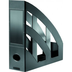 Suport Dosare Plastic A4 Clasic Negru