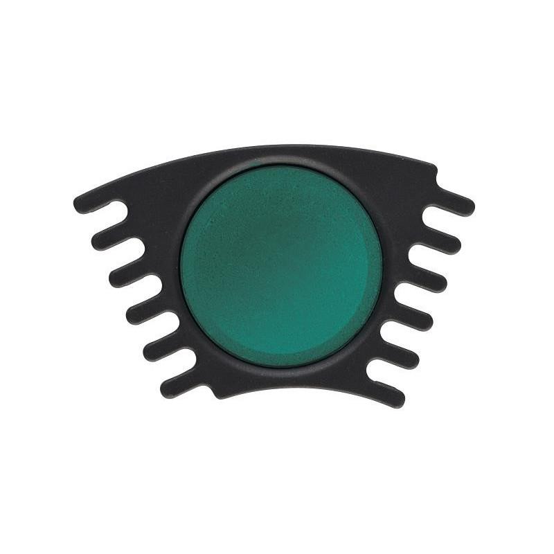 Rezerva Acuarele Faber-Castell Connector Verde Albastrui