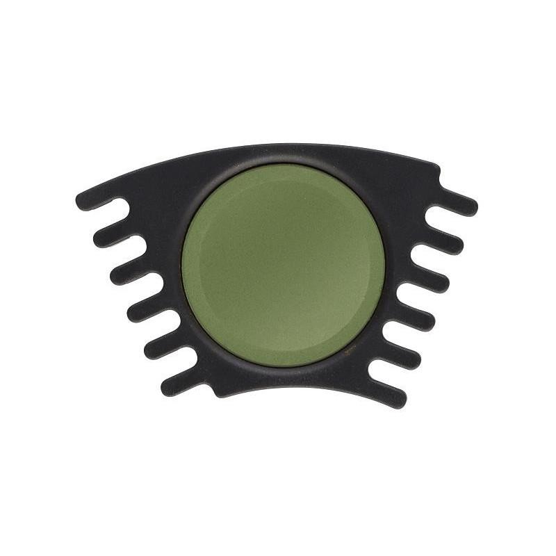 Rezerva Acuarele Faber-Castell Connector Verde Olive