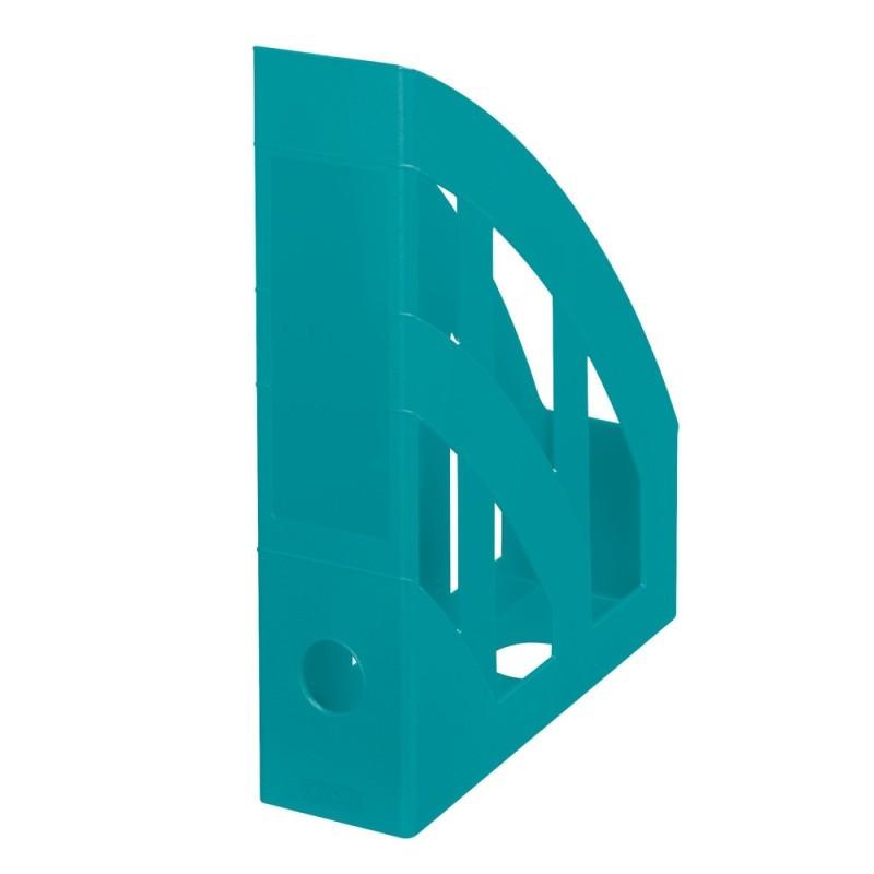 Suport Dosare Plastic A4 Clasic Culoare Tourquise