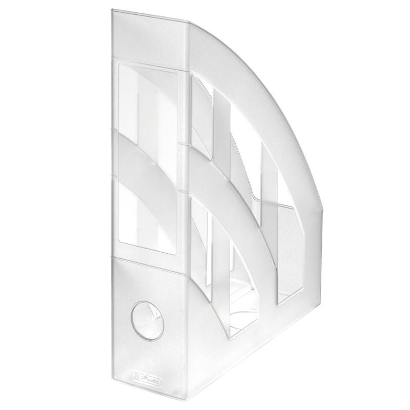Suport Dosare Plastic A4 Transparent Mat