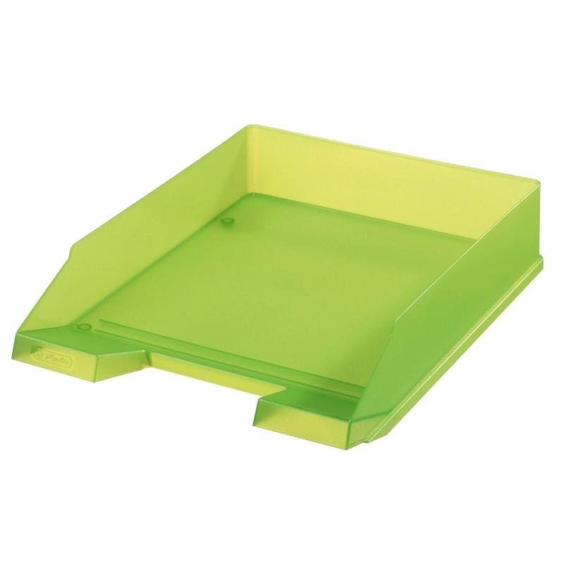 Tavita Corespondenta A4 - C4 Clasic Verde Translucid