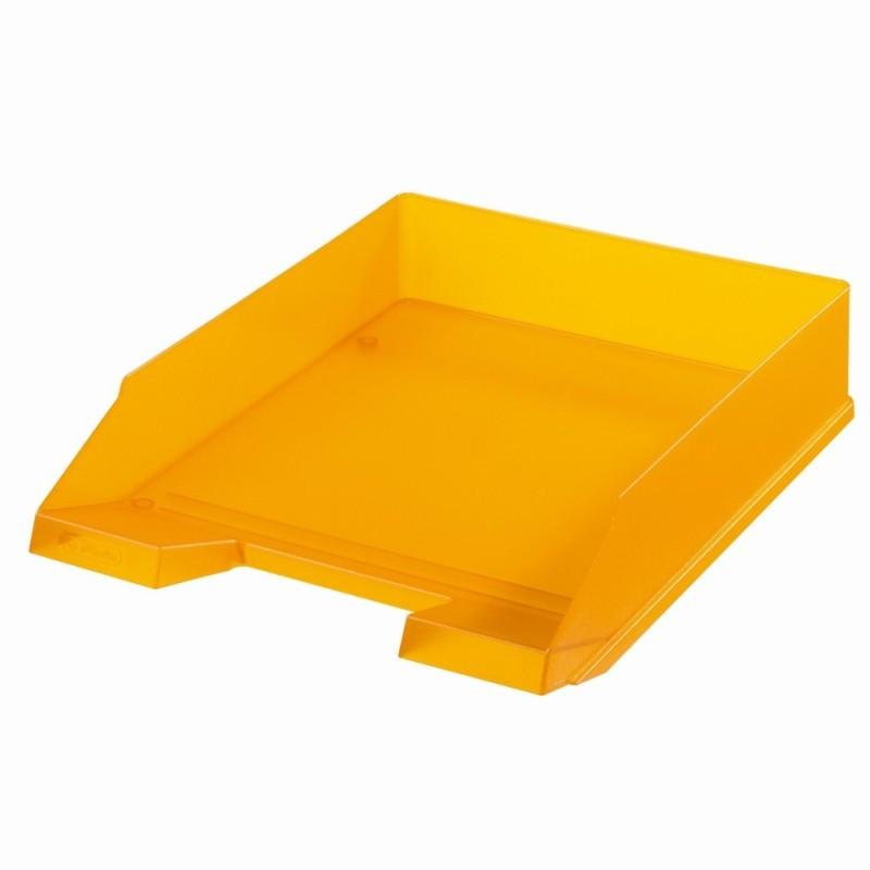 Tavita Corespondenta A4 - C4 Clasic Orange Translucid