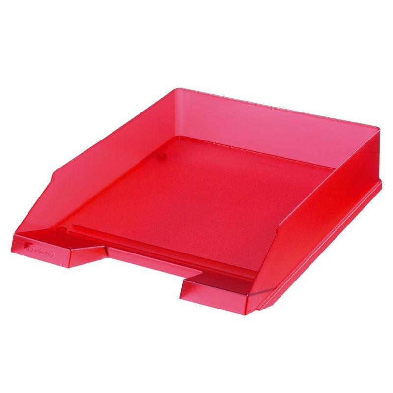 Tavita Corespondenta A4 - C4 Clasic Rosu Translucid