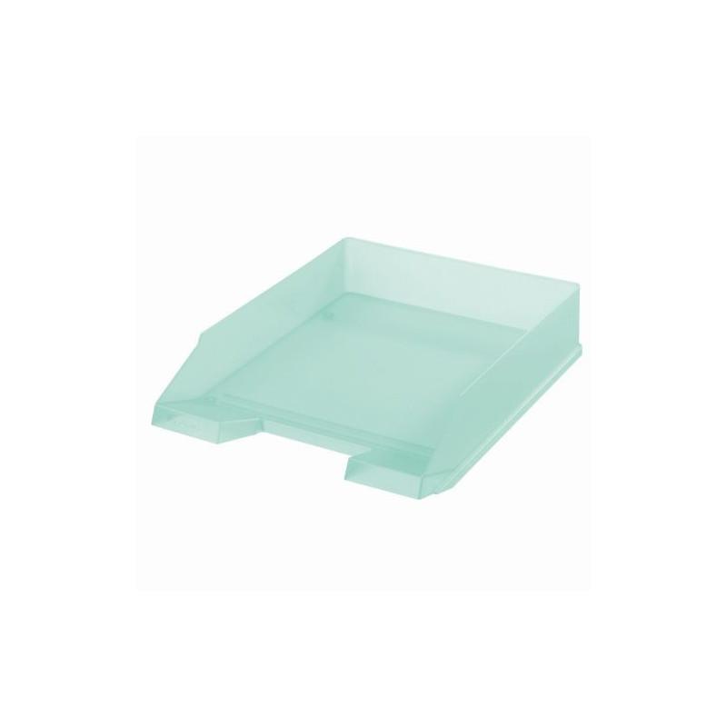 Tavita Corespondenta A4 - C4 Turcoaz Transparent Pastell