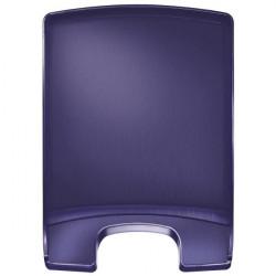 Tavita Documente Leitz Style, Albastru/Violet