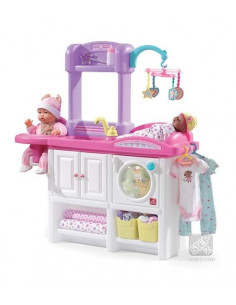 Mini Cresa Step2 Pentru Copii Love & Care Deluxe Nursery