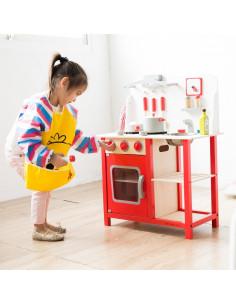 Bucatarie New Classic Toys Bon Appetit Pentru Copii