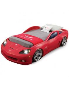 Patut Corvette Step2 Masina, 61 x 127 x 246.4 Cm, Rosu