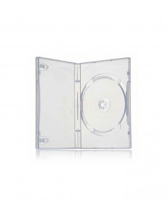 Carcasa 1 DVD 14 mm Superclear
