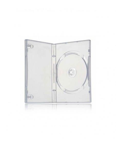 Carcasa 1 DVD 14 mm Superclear