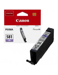 Cartus cerneala original Canon CLI581PB, 2107C001AA, Cyan