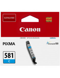 Cartus cerneala original Canon CLI581C, 2103C001AA, Cyan