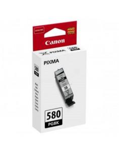 Cartus cerneala original Canon PGI580PGIBK, 2078C001AA, Pigment