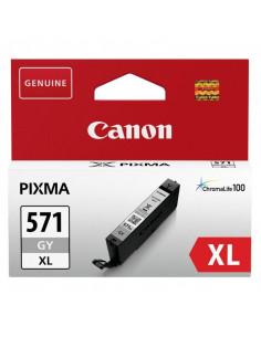 Cartus cerneala original Canon CLI571XLGY, BS0335C001AA, Grey