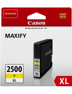 Cartus cerneala original Canon PGI2500XLY, BS9267B001AA, Yellow