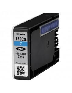 Cartus cerneala original Canon PGI1500XLC, BS9193B001AA, Cyan