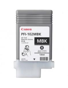 Cartus cerneala original Canon PFI102MB, CF0894B001AA, Matte Black
