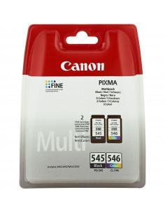 Cartus cerneala original Canon PG545, PGCL546, BS8287B005AA, MultiPack