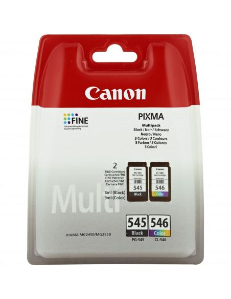 Cartus cerneala original Canon PG545, PGCL546, BS8287B005AA