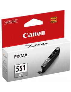 Cartus cerneala original Canon CLI551GY, BS6512B001AA, Grey