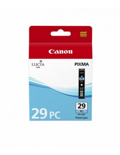 Cartus cerneala original Canon PGI29PC, BS4876B001AA, Photo Cyan