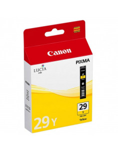 Cartus cerneala original Canon PGI29Y, BS4875B001AA, Yellow