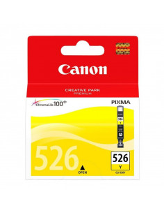 Cartus cerneala original Canon CLI526Y, BS4543B001AA, Yellow