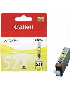 Cartus cerneala original Canon CLI521Y, BS2936B001AA, Yellow