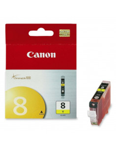 Cartus cerneala original Canon CLI8Y, BS0623B001AA, Yellow