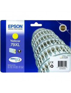 Cartus cerneala original Epson C13T79044010, 79XL, Yellow