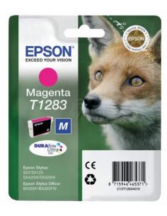 Cartus cerneala original Epson C13T12834011, T1283, Magenta