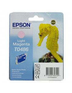 Cartus cerneala original Epson C13T04864010, T0486, Light