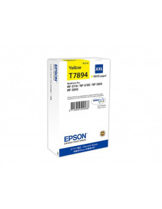 Cartus cerneala original Epson C13T789440, T7894, Yellow