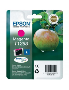 Cartus cerneala original Epson C13T12934011, T1293, Magenta