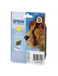 Cartus cerneala original Epson C13T07144011, T0714, Yellow