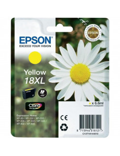 Cartus cerneala original Epson C13T18144010, 18XL, Yellow
