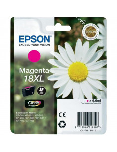 Cartus cerneala original Epson C13T18134010, 18XL, Magenta
