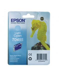 Cartus Cerneala Original Epson C13T04854010, Light Cyan