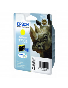 Cartus Cerneala Original Epson C13T10044010, Yellow