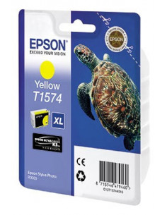 Cartus Cerneala Original Epson C13T15744010, Yellow