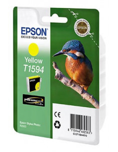 Cartus Cerneala Original Epson C13T15944010, Yellow