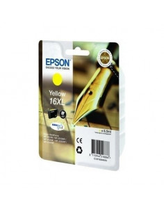 Cartus Cerneala Original Epson C13T16344010, Yellow