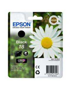 Cartus Cerneala Original Epson C13T18014010, Black