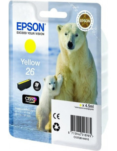 Cartus Cerneala Original Epson C13T26144010, Yellow