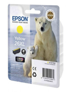 Cartus Cerneala Original Epson C13T26344010, Yellow