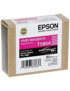 Cartus Cerneala Original Epson C13T580A00, Magenta